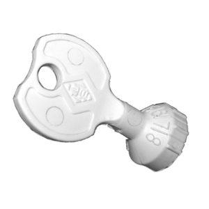 Kv-Einstellschlüssel 8 Positionen für Ventileinsätze