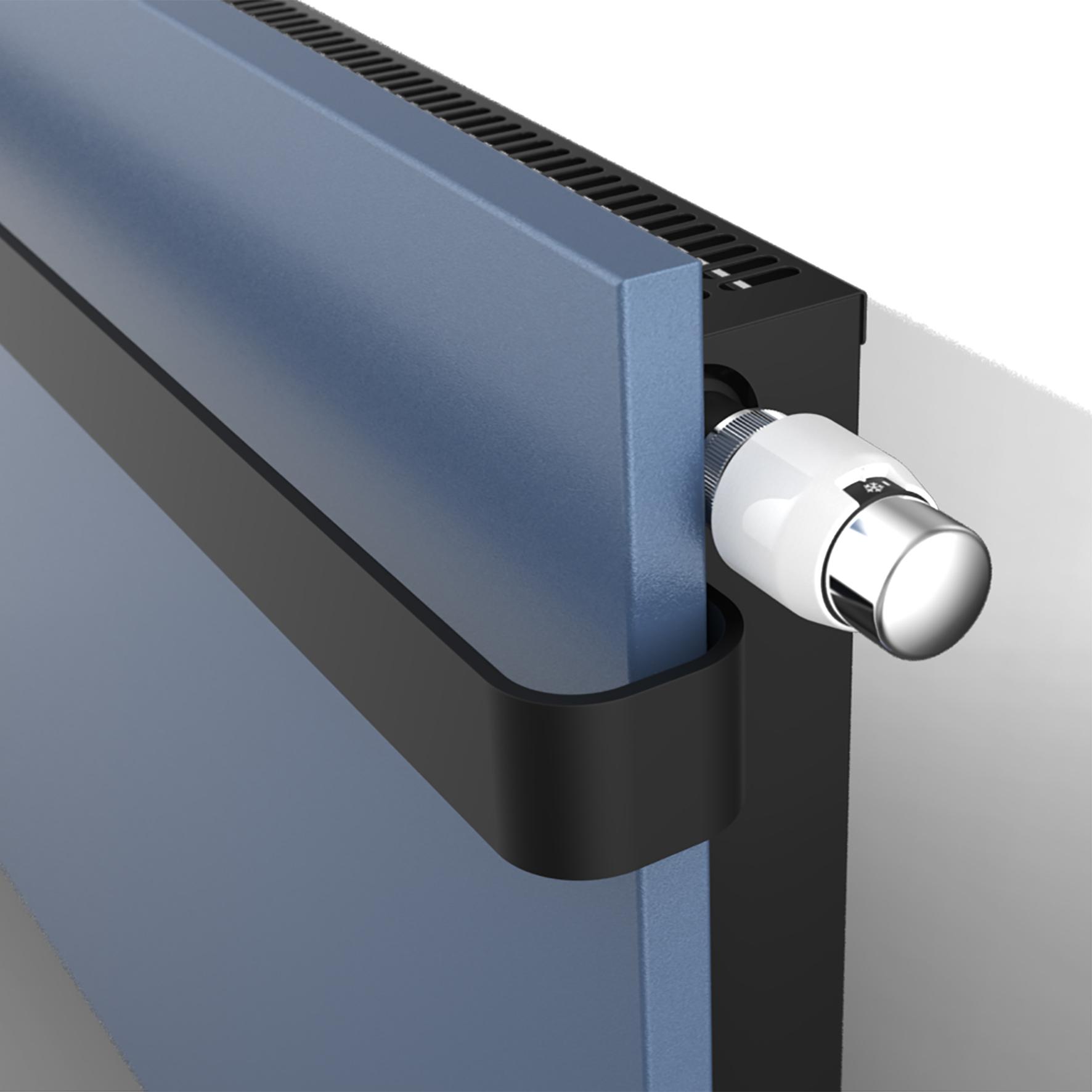 Schwarze Handtuchhalter für Planar Slim ECO und Vertex
