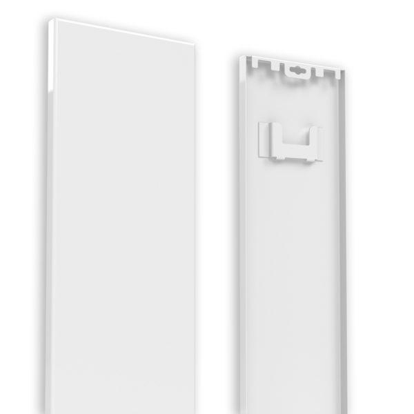 Set Seitenteile Vertex Vertikalheizkörper