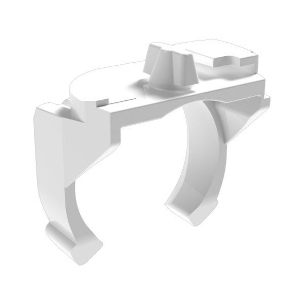 Befestigungsklammer ECO für obere Abdeckleiste Typ 21-33